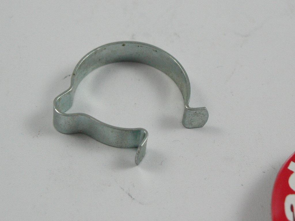 Stahl zum Aufclipsen für 1 Kabel